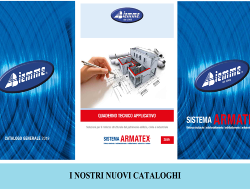 New catalogues 2019